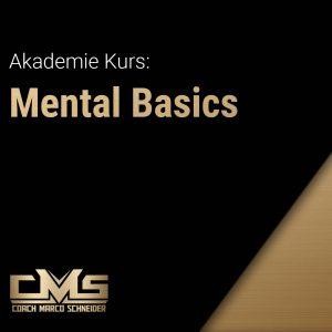 Titelbild des Akademie Kurses - Mental Basics