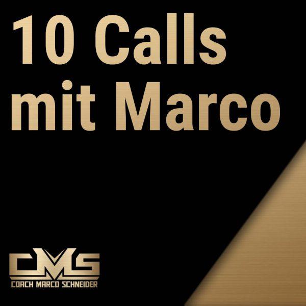 Produktbild 10 Calls mit Marco