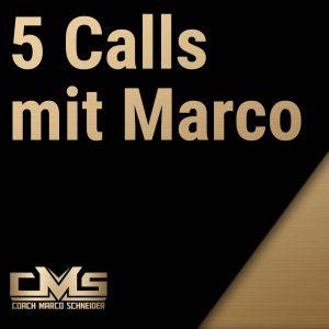 Produktbild 5 Calls mit Marco
